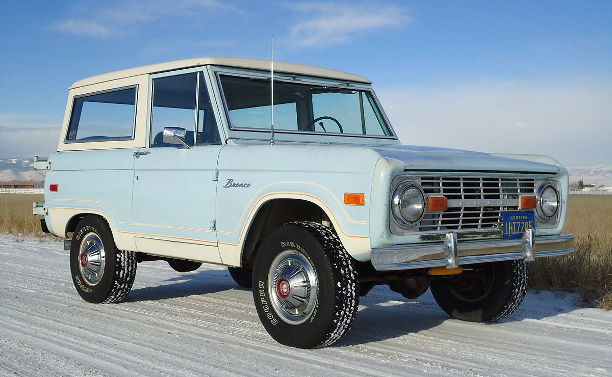 Look out jeep wrangler here comes the new ford bronco