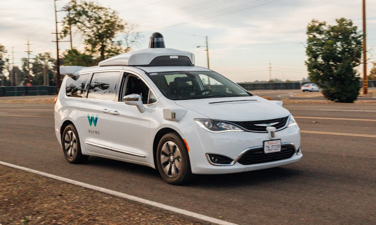 In Self Driving Car Race Waymo Leads Traditional Automakers
