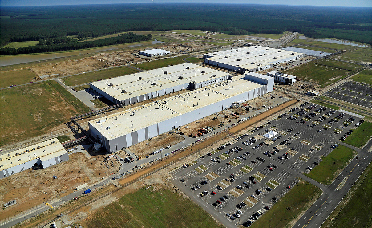 Volvo Adds Xc90 To First U S Plant Will Boost Investment To 1 1
