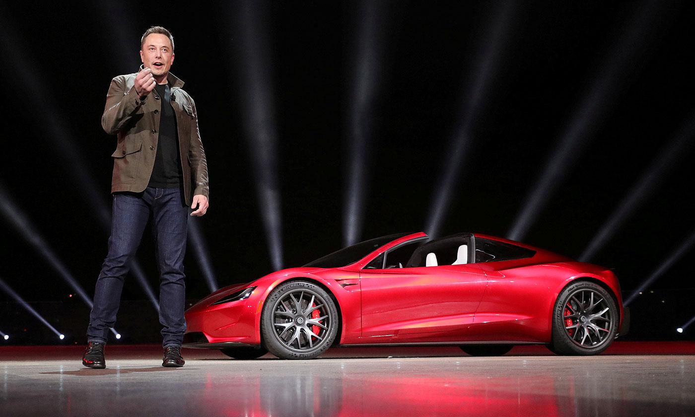 In April Fools Tweets Musk Jokes Of A Tesla Bankruptcy