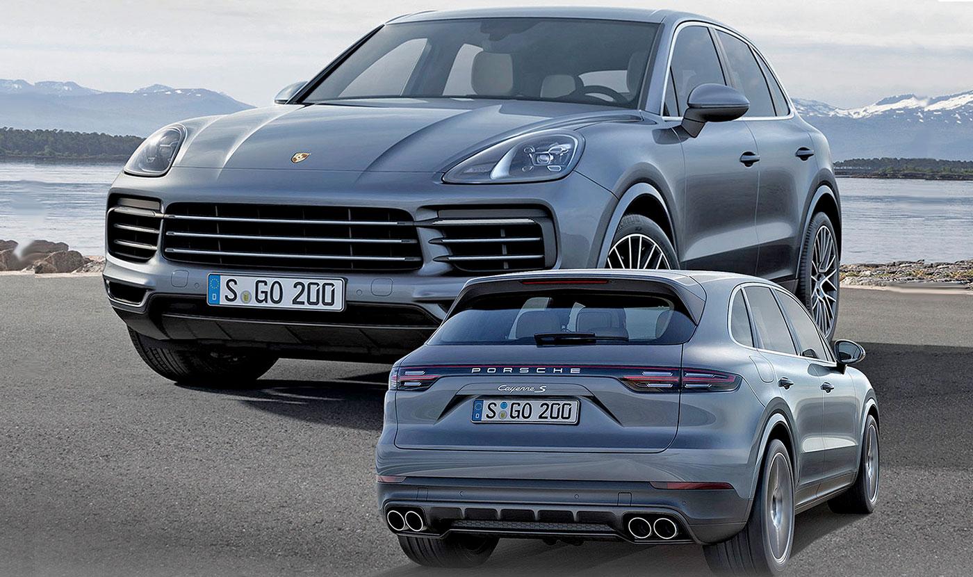 Porsche S Next Gen Cayenne Will Hit U S In Mid 2018