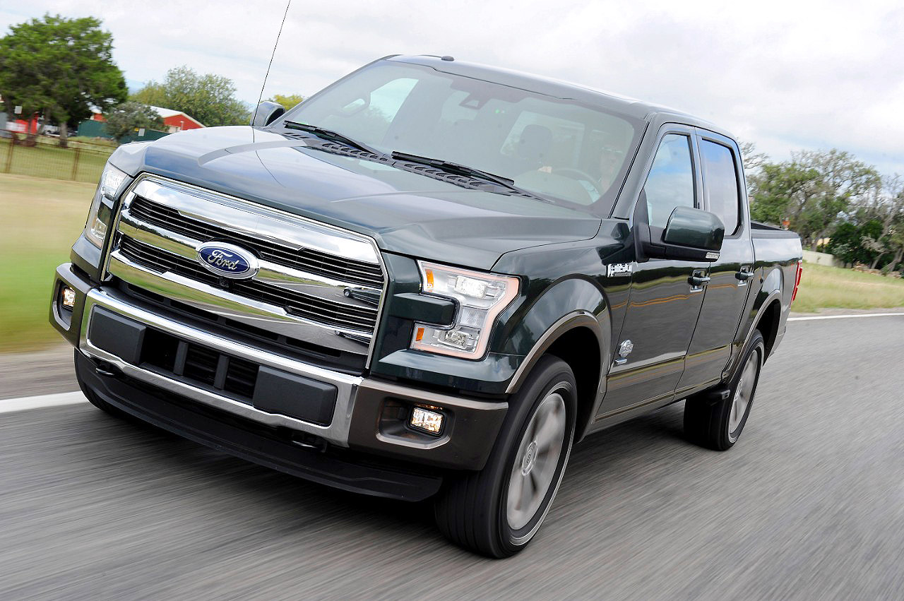 Ford f 150 mpg for 2015 is a mixed bag