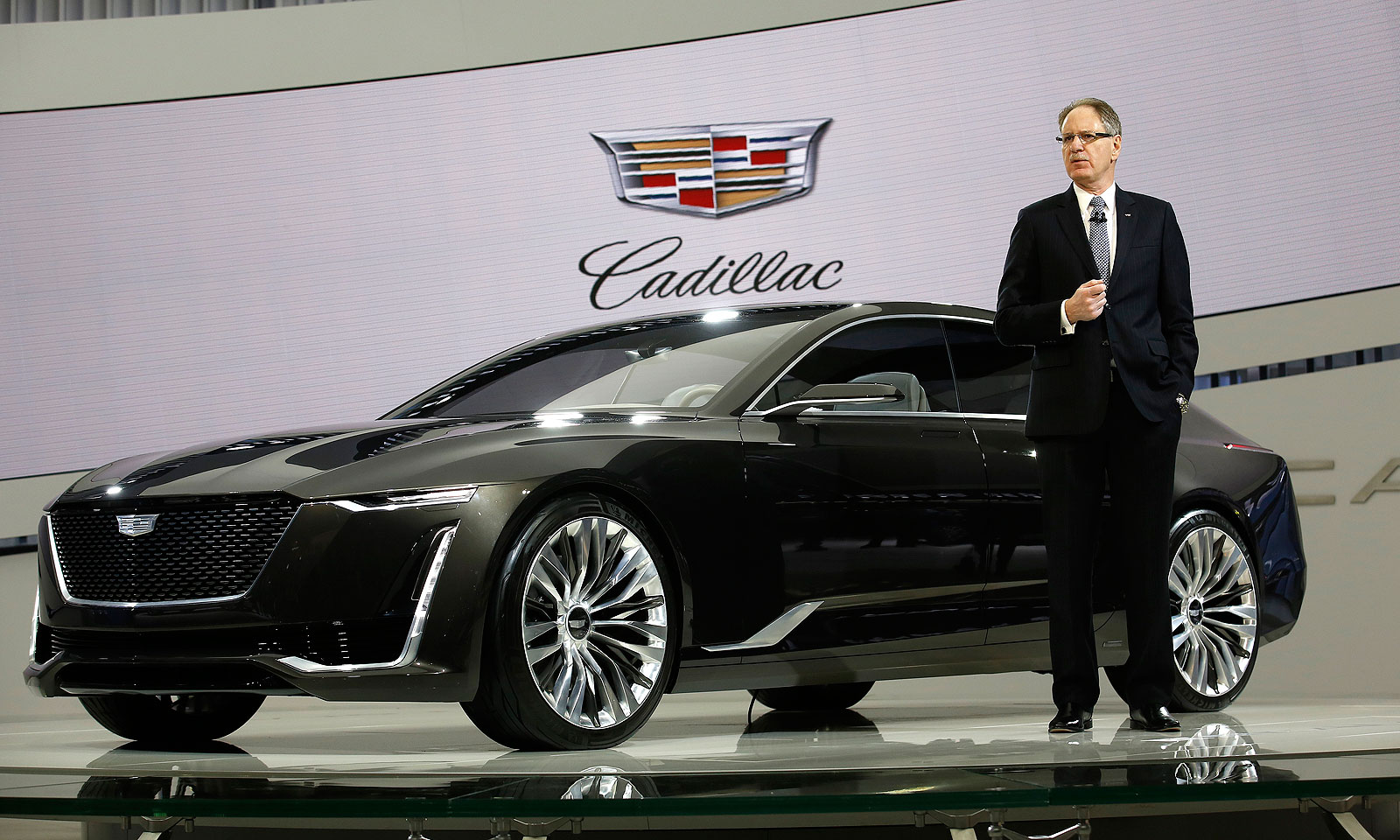 Cadillac Halo Vehicle Not Coming Until After 2022