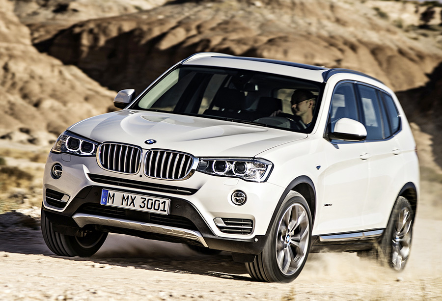 Bmw X1 Icing On The Cake