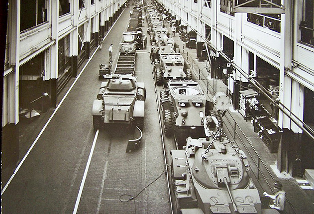No New Cars But That Didn T Stop U S Automakers Dealers During Wwii
