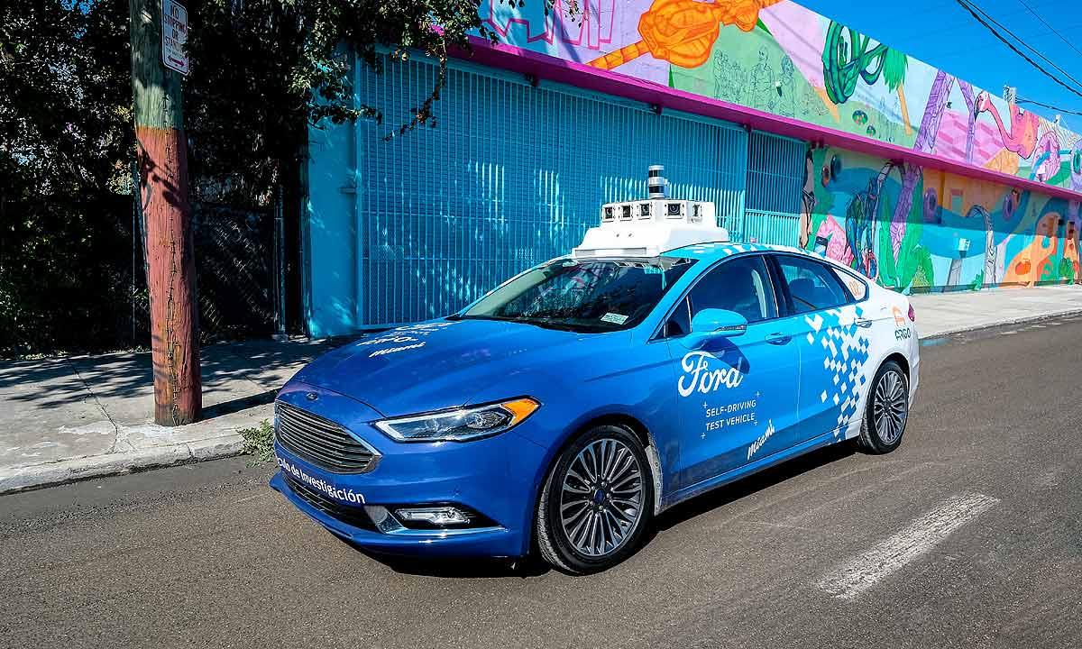 Ford Motor S Blueprint For Autonomous Vehicle Profits
