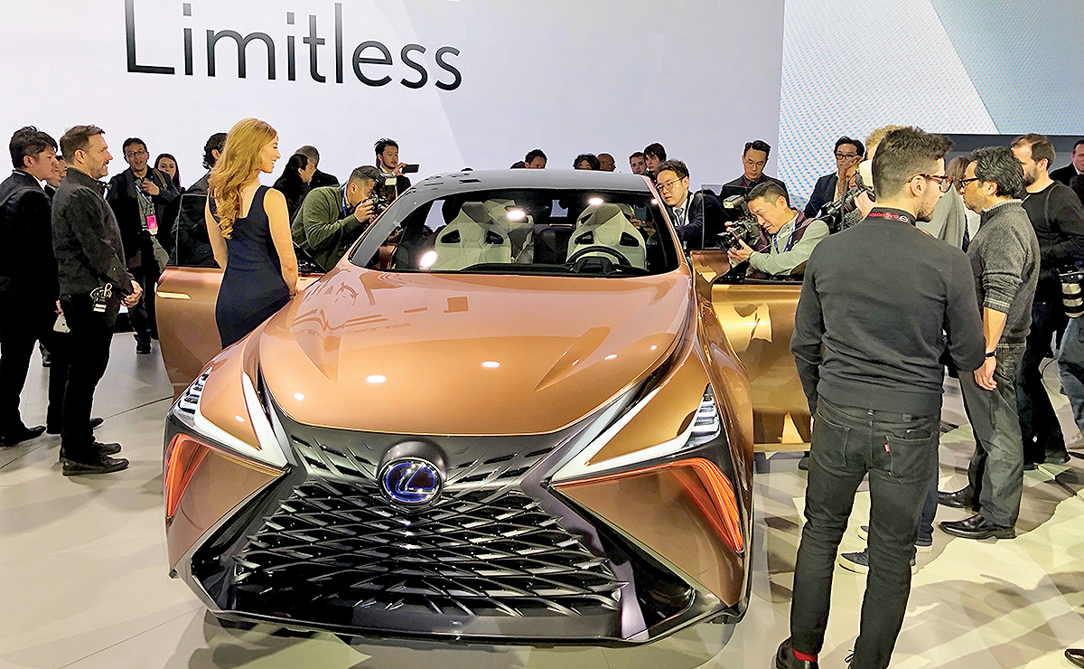 Lexus May Ride Lf 1 To Higher Price Tier