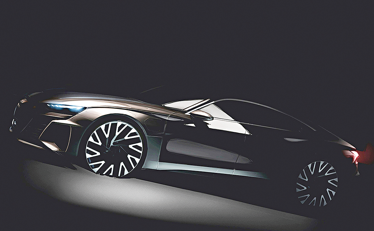 Gt Sports Car Will Be Audi S Latest E Tron