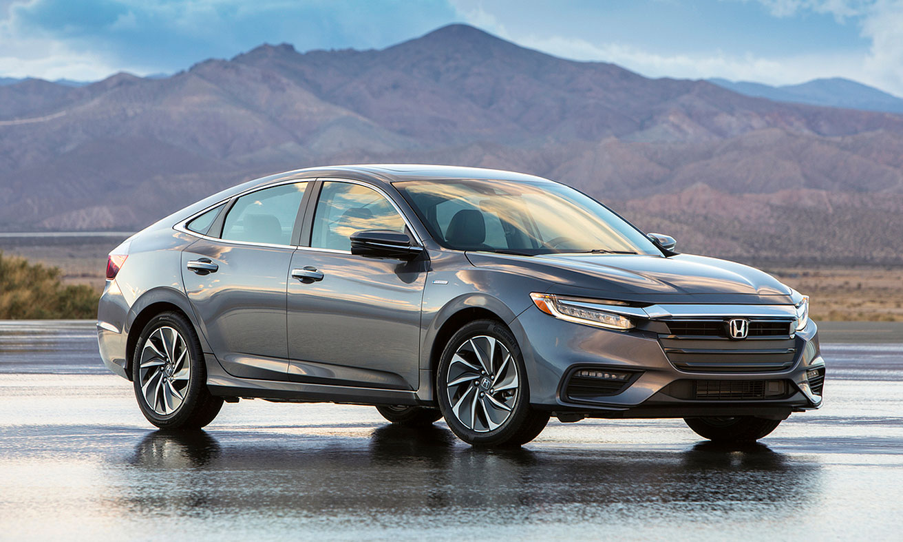 2019 Honda Insight Expected To Get 55 Mpg City Rating