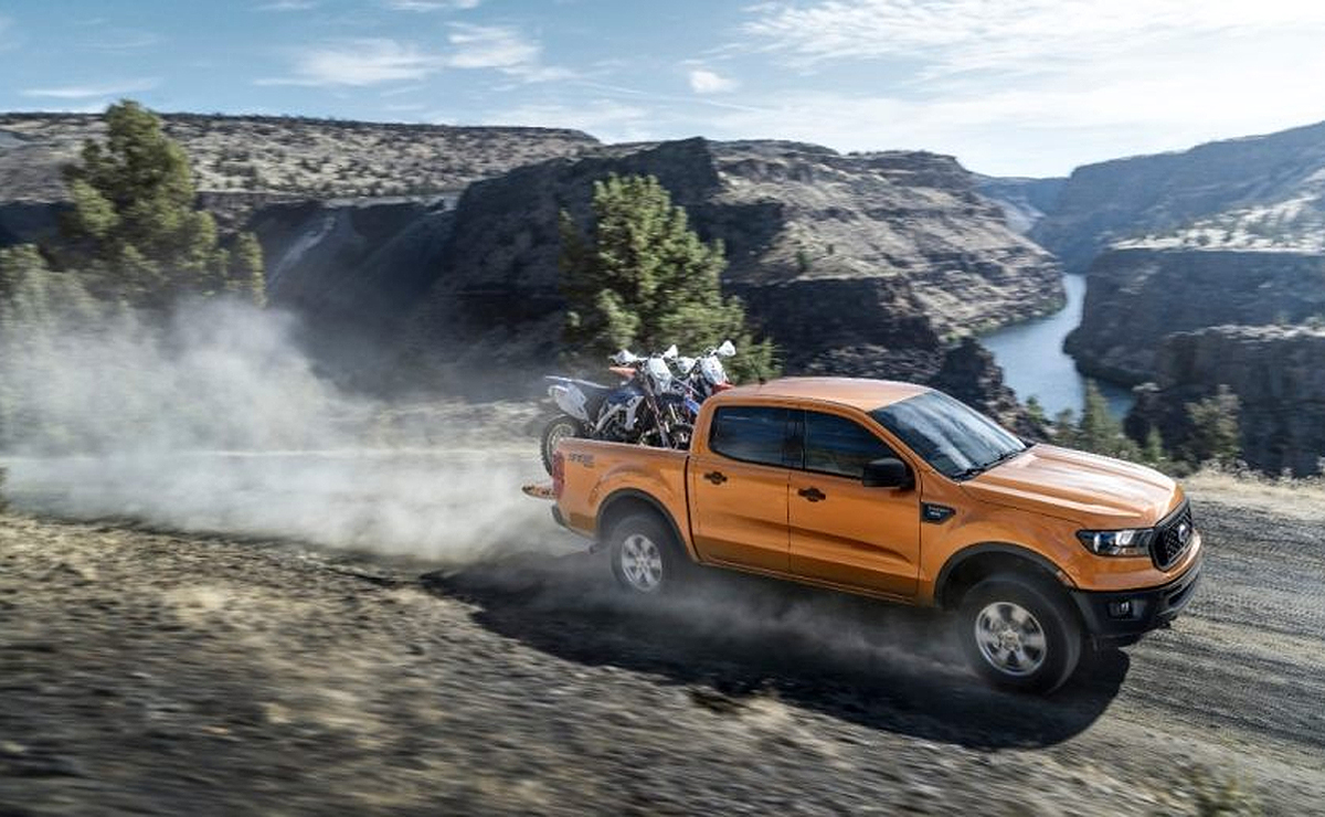 Ford ranger expected to top gm toyota rivals in towing hauling