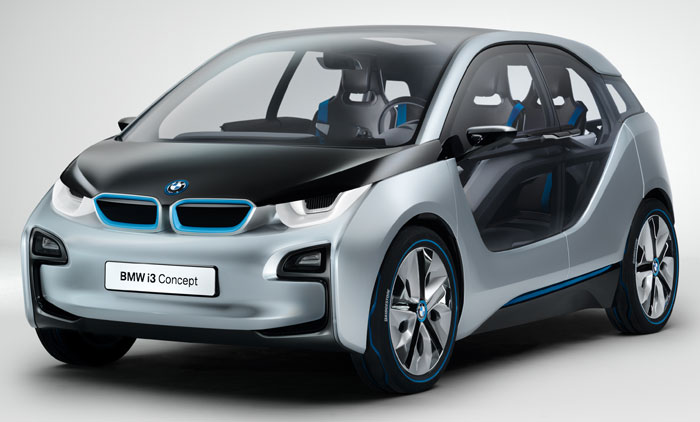 Bmw Plans Small Models Family Of Evs