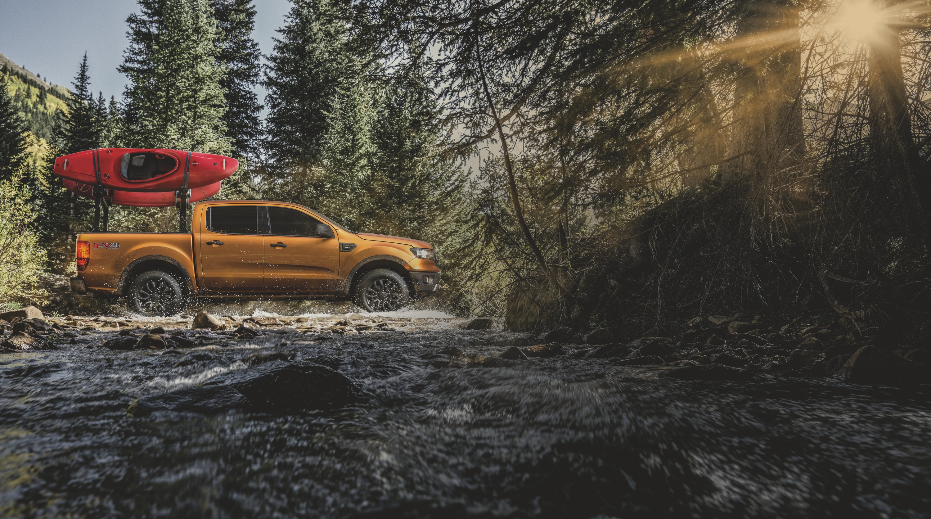 ford ranger will offer aftermarket parts through yakima partnership