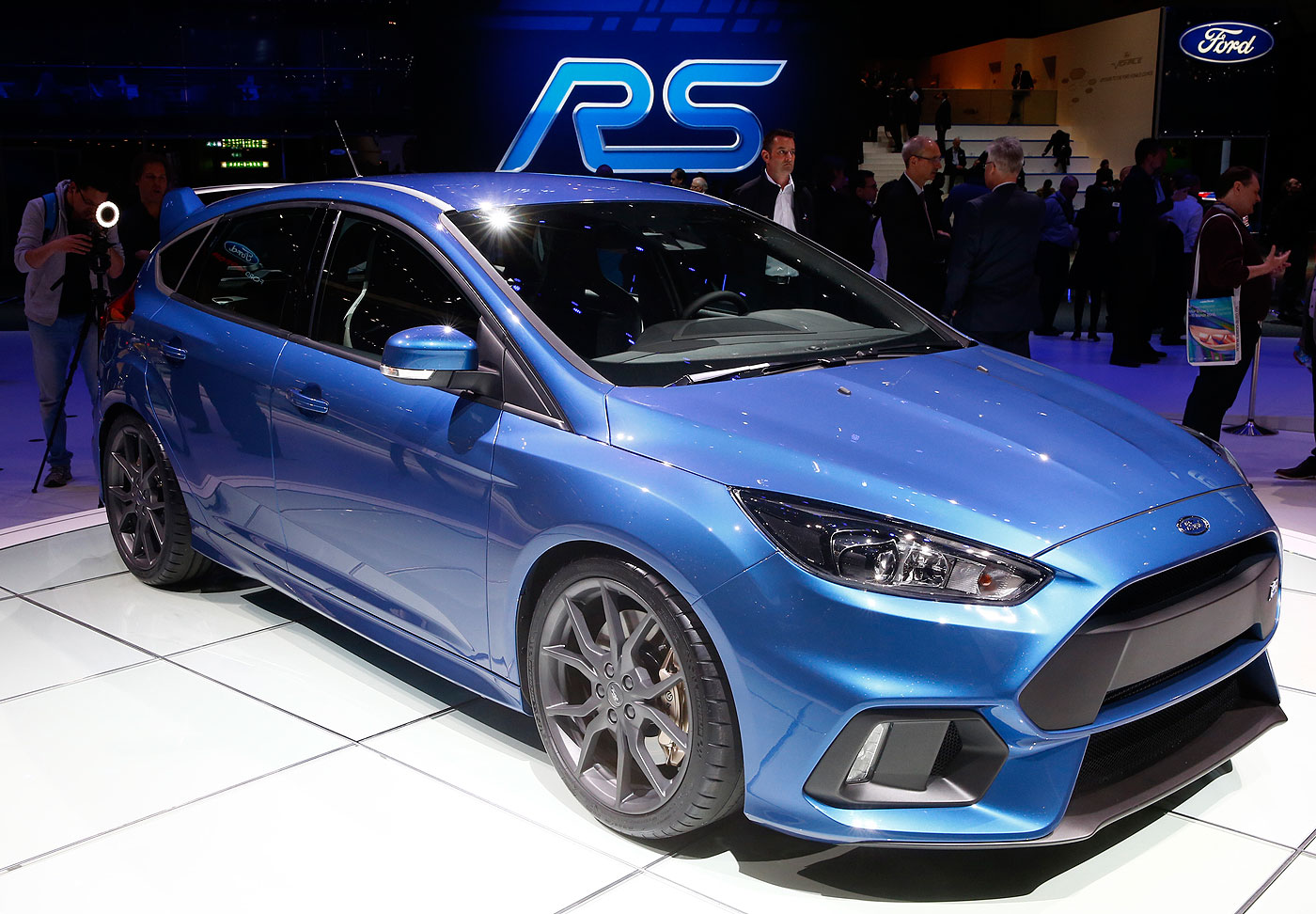 Ford To End Focus Rs Production