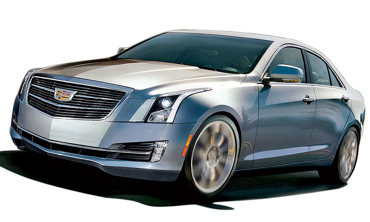 Fixing Cadillac S Problem Child