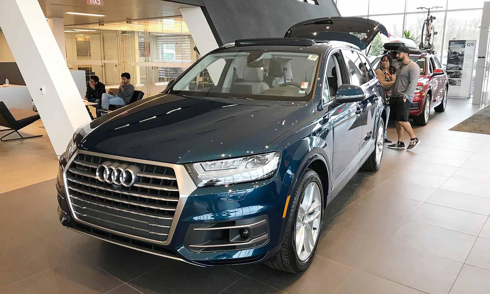 Volkswagen Vw Brand Advances 4 5 Audi 2 1 On Crossovers