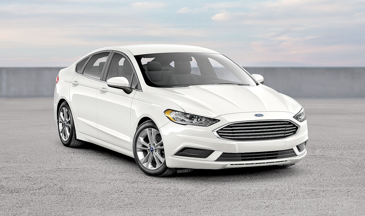 Many ford fusion owners switch brands when they trade in their cars kbb says