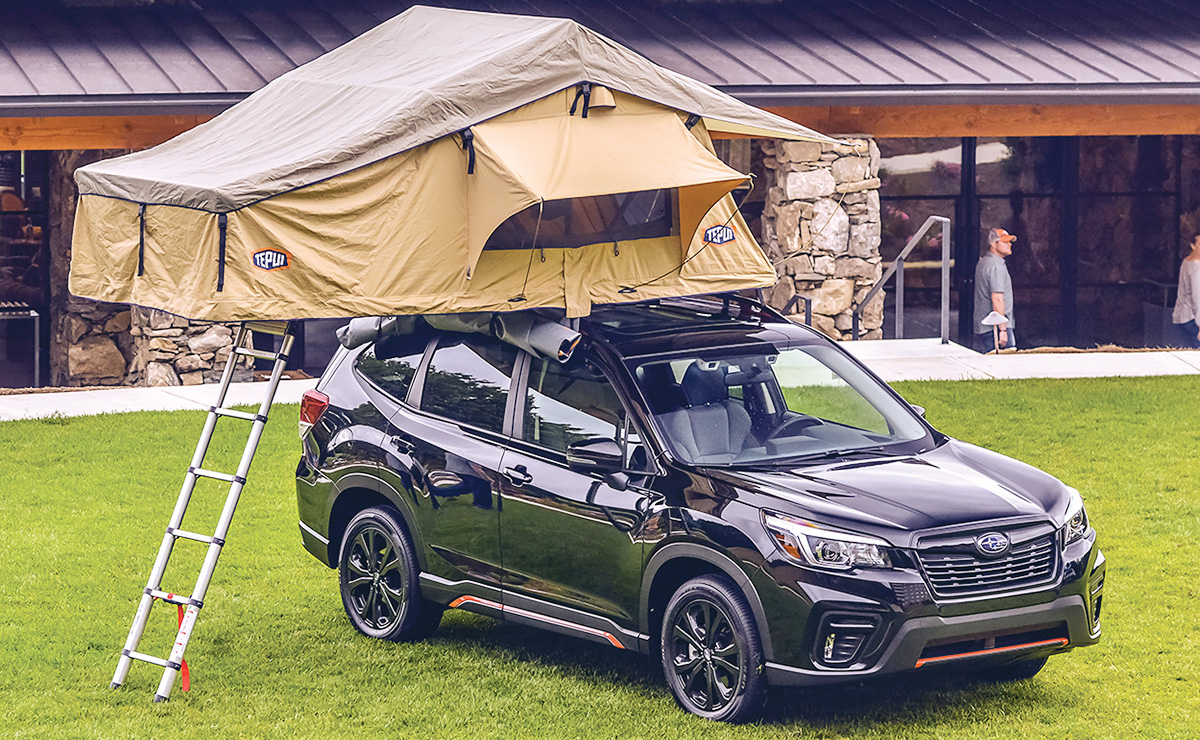 2019 Subaru Forester Automaker Doesn T Mess With Success