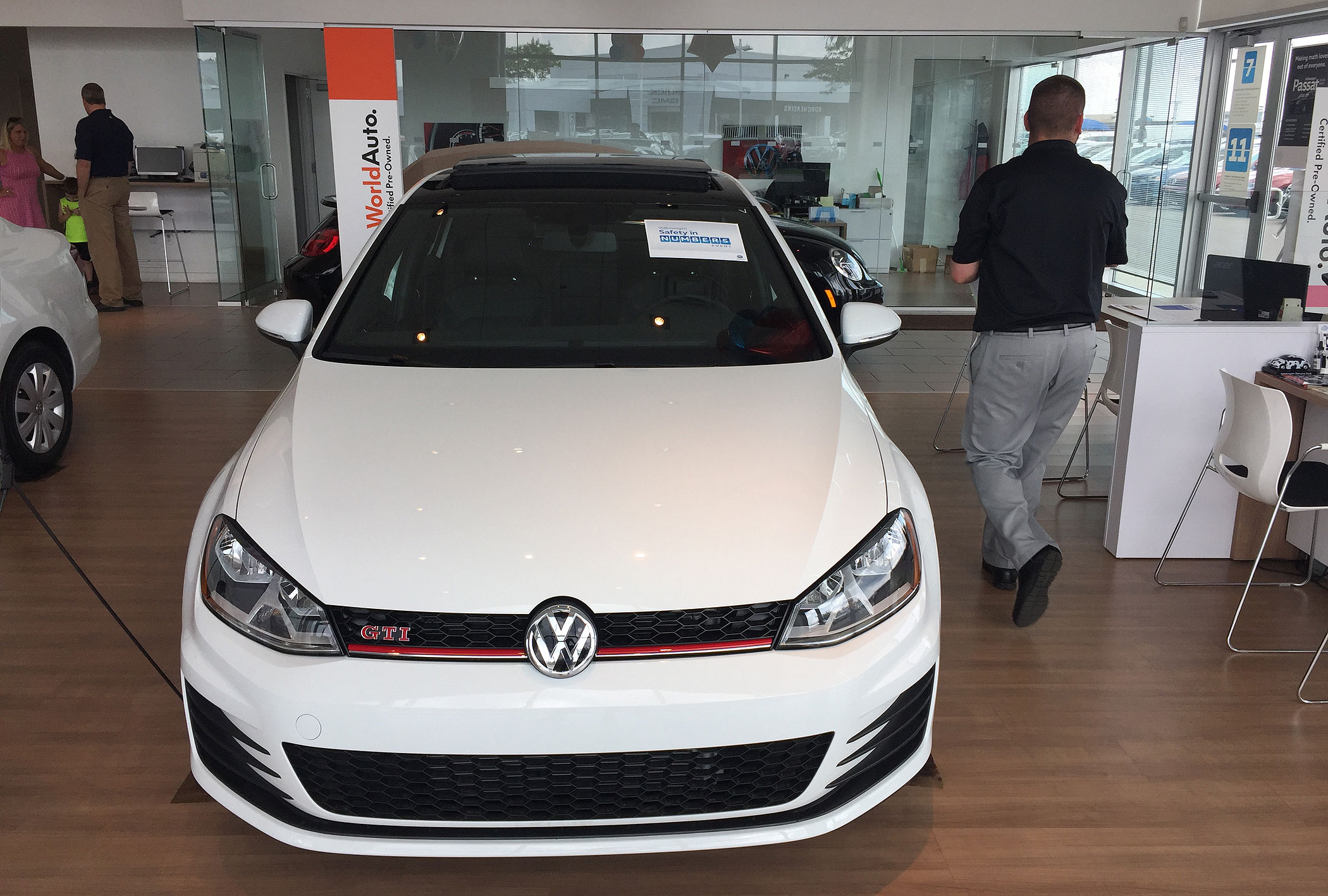 Volkswagen More Pain For Vw Brand Another Record For Audi