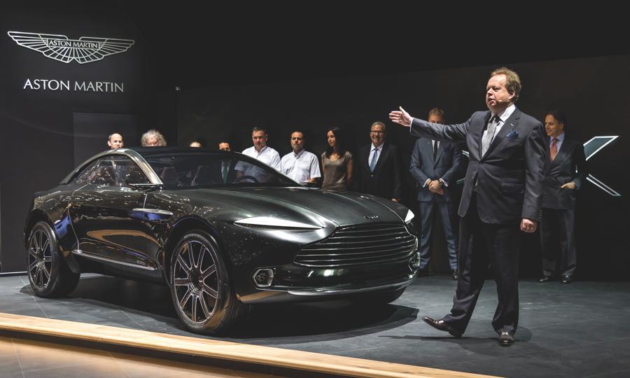 Aston Martin Collaborates With Ad Giant Wpp