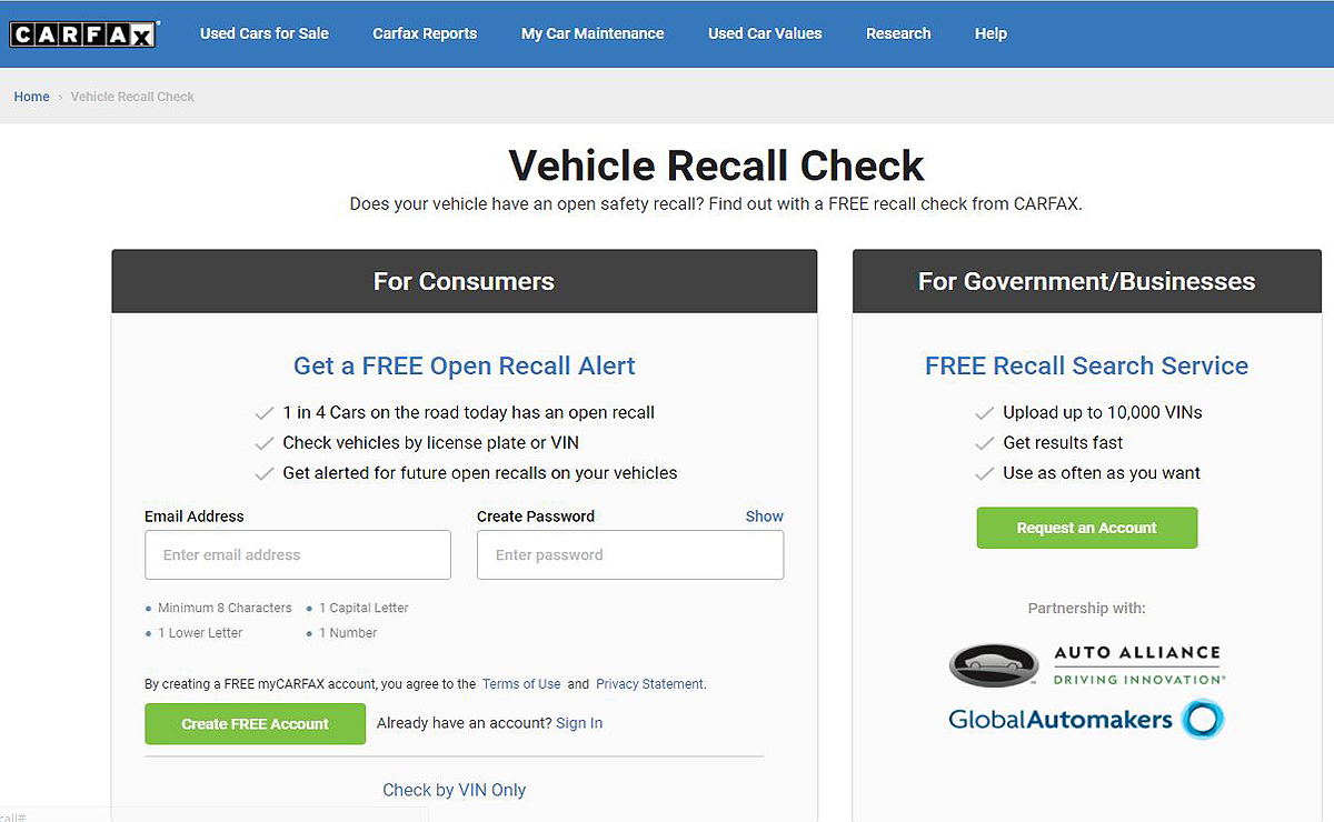 WASHINGTON -- Notifying car owners their vehicle has been recalled and  convincing them to go to a dealership for a free repair is a major  challenge for ...