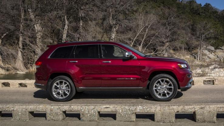 Chrysler Cuts Jeep Grand Cherokee Prices In China