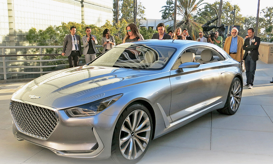 Hyundai Chooses A Different Luxury Path From Japanese