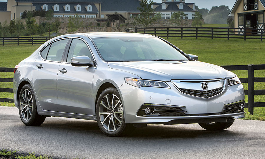 Acura Sees Its Future In Stronger Sedans