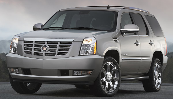 Cadillac Small Crossover Is Coming But No Small Car