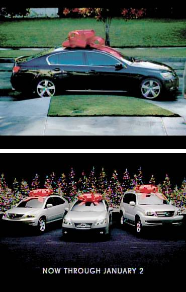 Giving Luxury Cars As Christmas Gifts Tis The Season