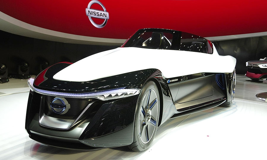 Print Ads Target Nissan On Bladeglider Design