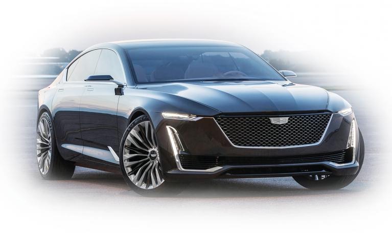 Cadillac Halo Car Automotive News