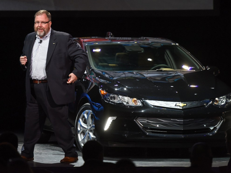 Chevrolet Marketing Chief Tim Mahoney To Retire From