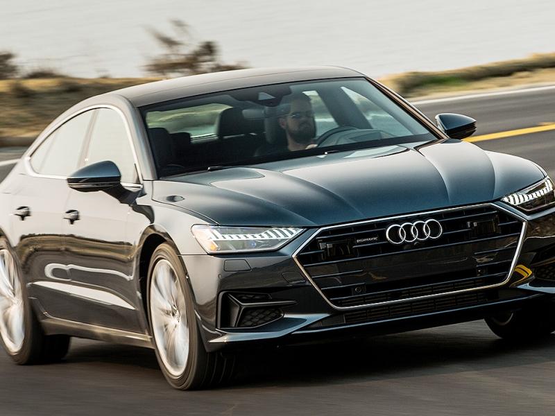 2019 Audi A7 Reviews