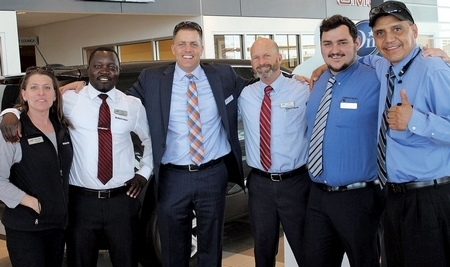 Faulkner Buick Gmc >> Best Dealerships to Work For | Automotive News