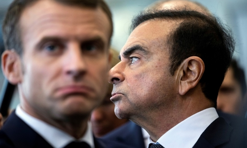 Renault keeps Ghosn at wheel after probe finds no pay wrongdoing