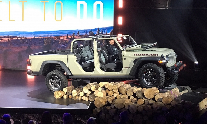 2020 Jeep Gladiator pickup becomes reality after years of ...